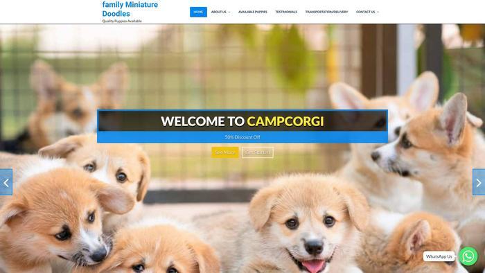 Campcorgibreeders.com - Corgi Puppy Scam Review