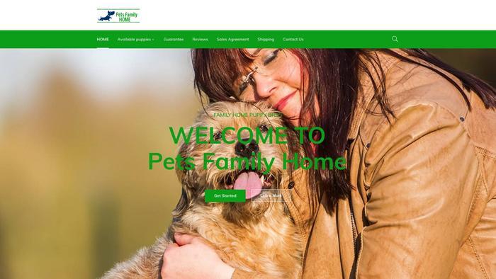Pets-familyhomes-au.com - Cavapoo Puppy Scam Review