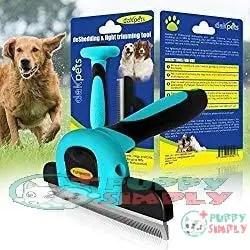 DakPets Pet Shedding Brush
