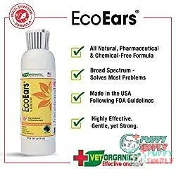 EcoEars Dog Ear Cleaner 1