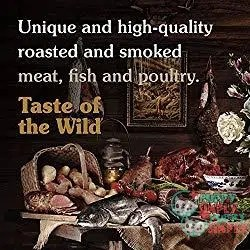 Taste Of The Wild Grain Free Premium Dry Dog Food Salmon 1