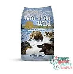 Taste Of The Wild Grain Free Premium Dry Dog Food Salmon