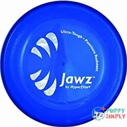 Hyperflite Jawz Competition-Grade Standards Dog Hard Frisbee
