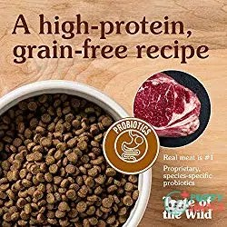 Taste of the Wild Sierra Mountain Grain-Free Dry Food 1