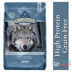 Blue Buffalo Wilderness High Protein,