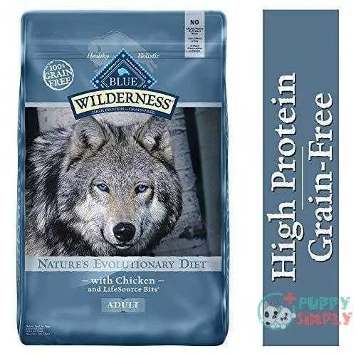 Blue Buffalo Wilderness High Protein