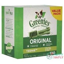 Greenies Original Teenie Natural Dental