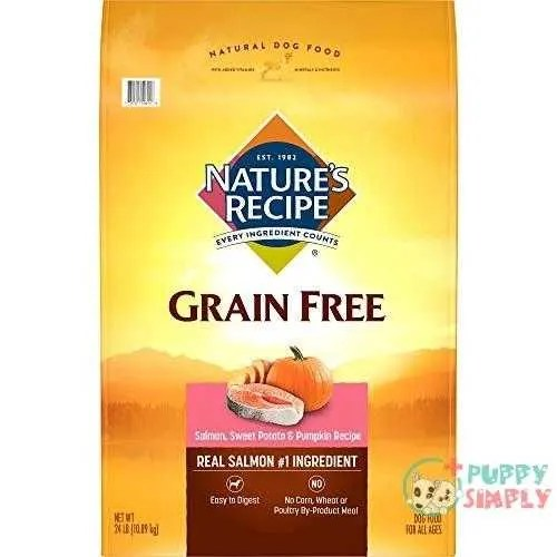 Nature's Recipe Grain Free Dry
