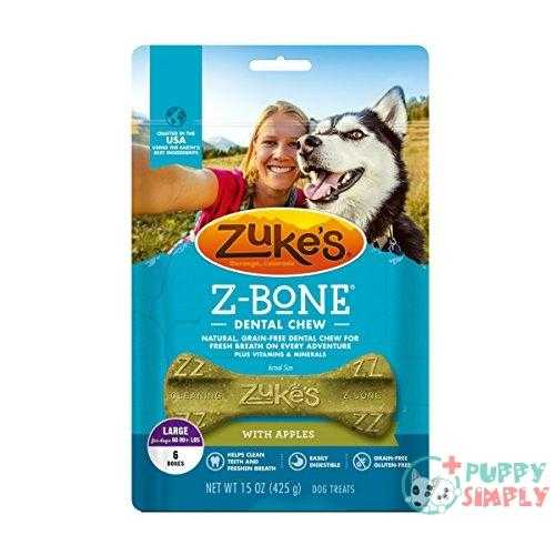 Zuke's Z-Bone Dental Chew Dog