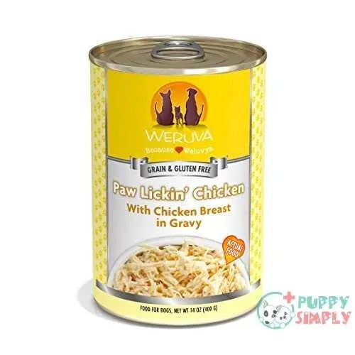 Weruva Grain-Free Natural Canned Wet