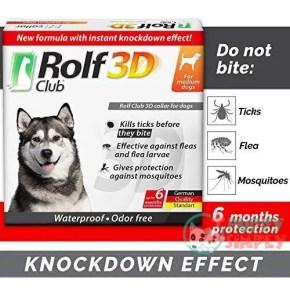Rolf 3D Dog Flea Collar