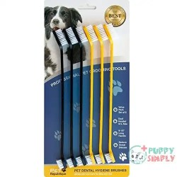 Pet Republique Dog Toothbrush