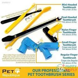 Pet Republique Dog Toothbrush 1