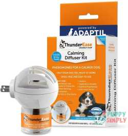 ThunderEase Dog Calming Pheromone Diffuser