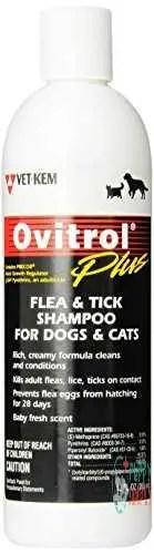 Vet-Kem Ovitrol Plus Flea and