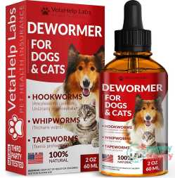 Wowpaw Dewormer For Dogs & Cats