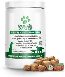 Doggie Dailies Glucosamine for Dogs,