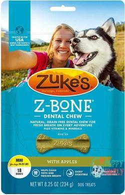 Zuke's's Z-bone Dental Chew Dog Treats