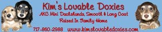 Kim's Lovable Doxies