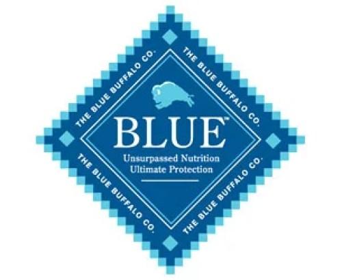 blue dog food logo