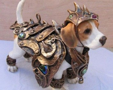 Another Awesome Gallery of Dog Cosplay