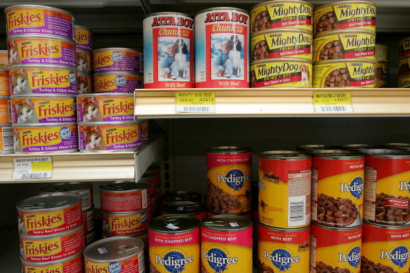 FDA Warns Of Contaminated Pet Food Still Being Sold