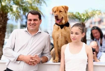 Dog actor Hagen
