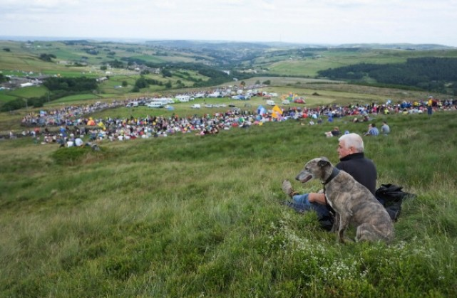Yorkshire Welcomes The First Stages Of The Tour De France