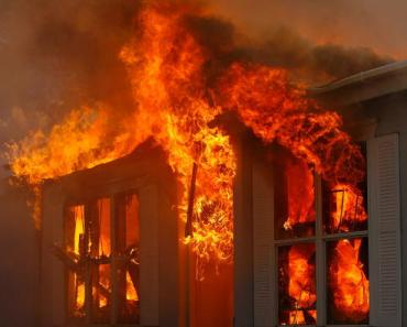 Things That Can Save Your Dog from a House Fire