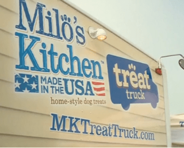 San Francisco Welcomes Its First Food Truck for Dogs