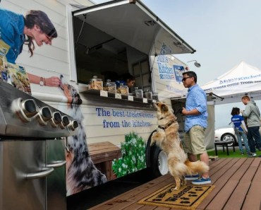 Food Trucks for Dogs are Coming to a City Near You