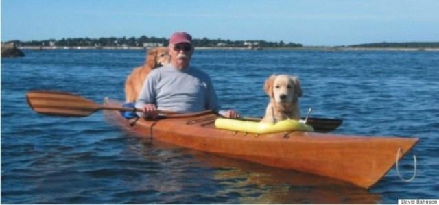doggie kayak