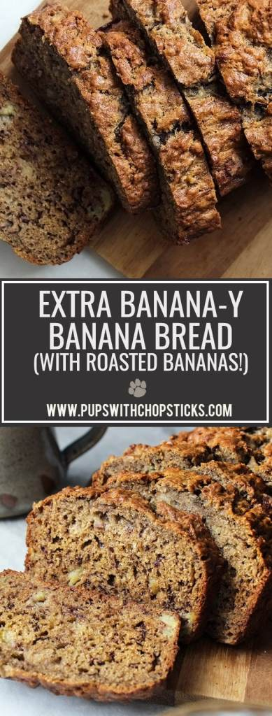 Extra Banana-y Banana Bread Recipe