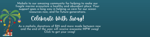 Holiday Donation Swag!