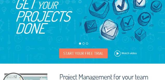 """If you are thinking at """"teamwork"""" you are probably looking for Twproject"""