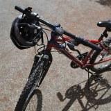 ビクトリアの自転車の写真