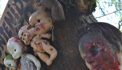本当は恐くない人形島の真実|メキシコシティ最恐観光スポットに行ってみた