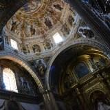 メキシコ・オアハカのサントドミンゴ教会ロザリオ礼拝堂の写真