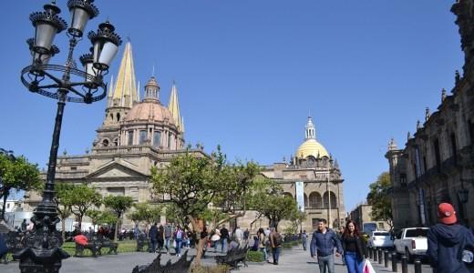 サンクリストバル空港→グアダラハラ空港から市街地への行き方