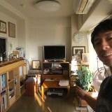 徳島の譲っていただいたマンション(ダイニング引越し前)の写真