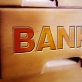 BANKと書かれた写真