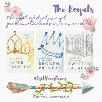 The Royals: The Most Addictive yet Problematic Books I've Ever Read