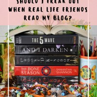 Should I Freak Out When Real Life Friends Read My Blog?