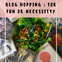 Blog Hopping: For Fun or Necessity?