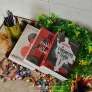 Sparkling Letters Book Blog Review-A Conjuring of Light by V E Schwab (4)