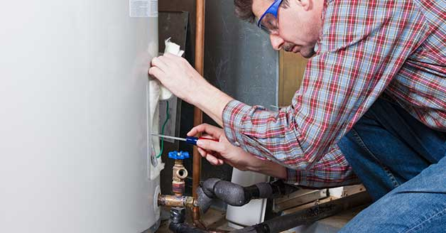 Heater Cleaning Services