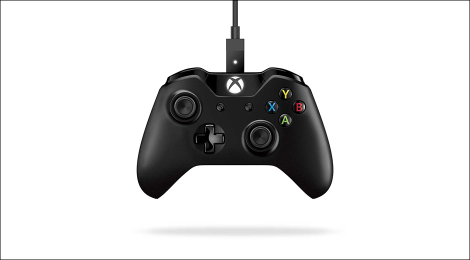 Controle do Xbox One no Windows