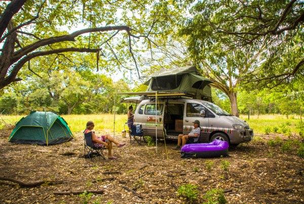campers costa rica