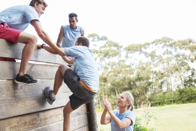 El entrenamiento al aire libre ofrece un estímulo mental que otros tipos de ejercicio no pueden conseguir