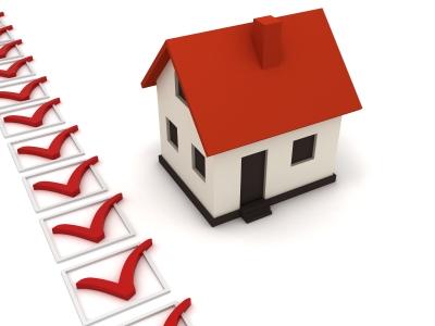 House Check List